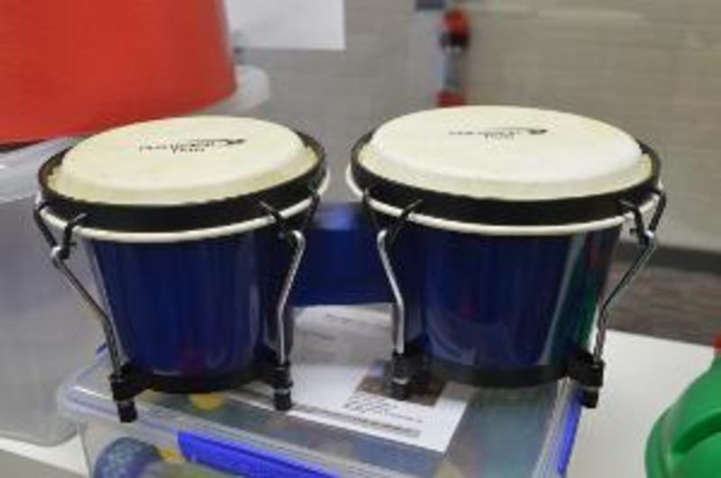 MU16: Bongo drums