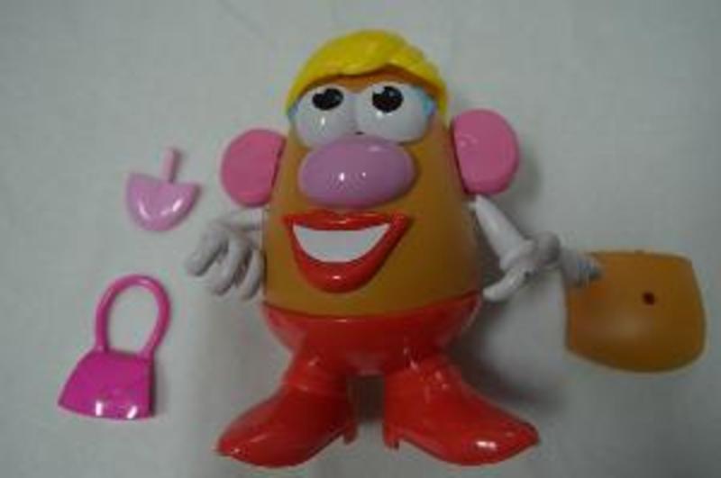 R265: Mrs Potato Head