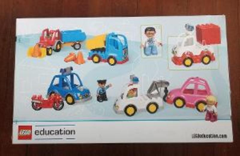 B52: Lego Duplo Community Vehicles