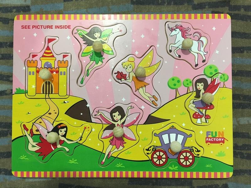 J49: Fairy Peg Puzzle