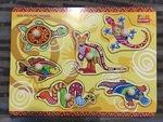 J50: Aboriginal Peg Puzzle