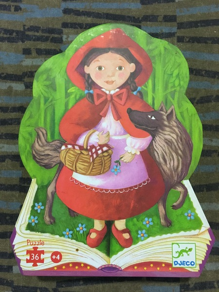 J51: Little Red Riding Hood Puzzle