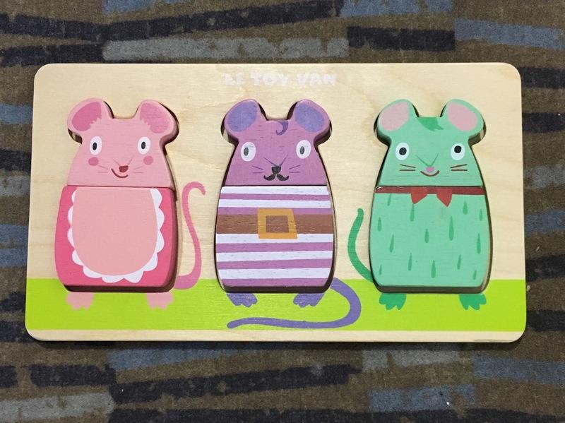 J54: Petilou Mouse Puzzle