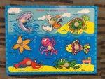 J61: Sea Animal Puzzle