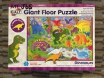 J65: Dinosaurs Giant Floor Puzzle