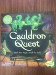 G2: Cauldron Quest