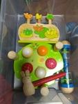 R275: Wooden Toys Exploration Box