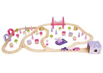 R277: Fairy town train set