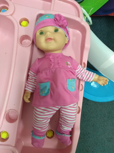 R280: Baby girl