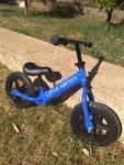 0149: Balance bike - blue