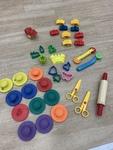 I43: Playdoh Assorted Gadgets
