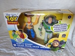 A436: Toy Story - Buzz and Woody walkie talkies