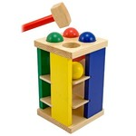 C1012: Pound and Roll Wooden Tower