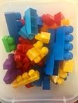 C3007: Mixed Mega Bloks