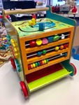 A3002: Large Wooden Activity Station