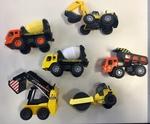 E5008: Mini Truck Set