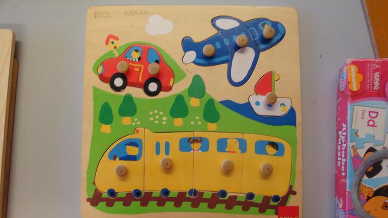 B73: Transport Puzzle