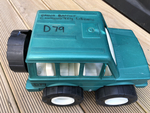 D79: GREEN 4WD WAGON