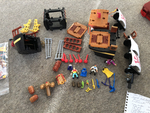 N226A: IMAGINEXT PIRATE SHIP - small pieces (seeN226)