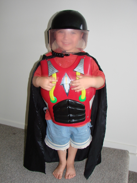 J5: SPACE HERO