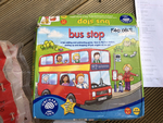 F40: Bus stop game (ages 4-8 years)