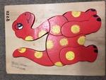 B232: Red Dinosaur
