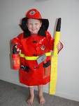 J36: EMERGENCY SERVICES DRESSUP (3 YEARS AND UP)