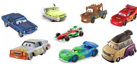 922: Cars - Diecast Set