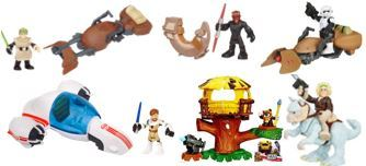 850: Star Wars Play Set