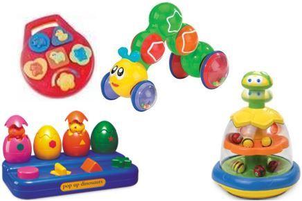 720: Baby Developmental Box - 6mths+