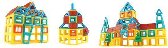 545: Magformer Village Set