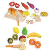 1625: Hape Cutting Fruit and Vegies