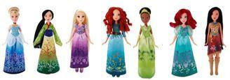 974: Disney Princesses