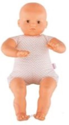 568: Corolle 52cm Newborn baby doll