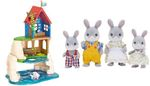 209: Sylvanian Families Secret Island Playhouse