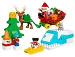 320: Duplo Santa's Winter Holidays