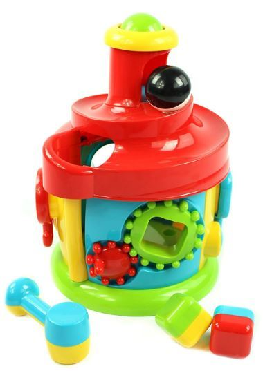 1080: ELC Twist and Turn Activity House