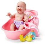 1179: Newborn Bath Baby