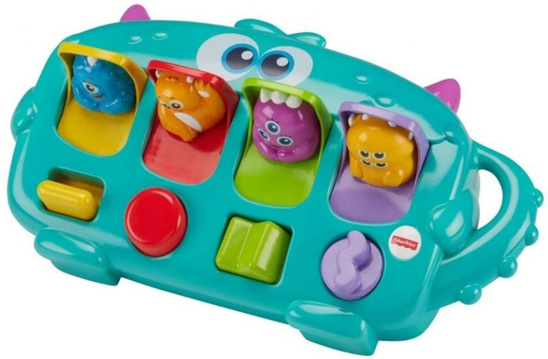 2057: Fisher Price Monster Pop-up