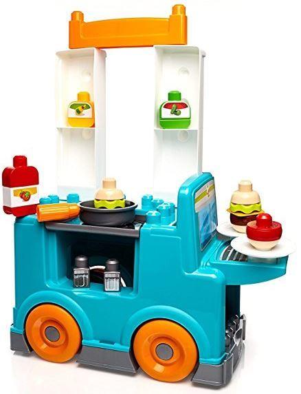 1891: Mega Blocks Food Truck Kitchen