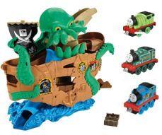 2214: Thomas Sea Monster Pirate Set