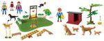 168: Playmobil Dog Park