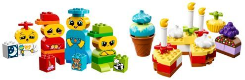1717: Duplo - My First Emotions and Celebrations Sets