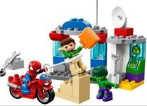 1440: Duplo - Marvel Super Hero Set