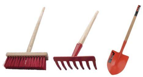 1966: Atlas Kids - Garden tools