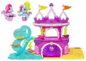 191: My Little Pony Mermaid Castle