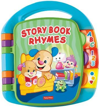 414: Fisher Price Story Book Rhymes
