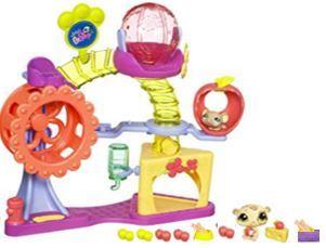 284: Littlest Pet Shop - Hamster Playground