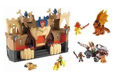 721: Imaginext Castle Lion's Den