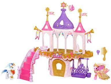 742: My Little Pony Wedding Castle